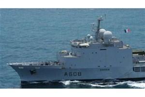 آغاز رزمایش دریایی مصر و فرانسه