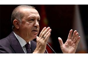 اردوغان گلایه خود را پیش مکرون برد