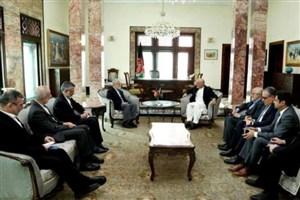 تهران - کابل بر توسعه روابط دو جانبه تاکید کردند