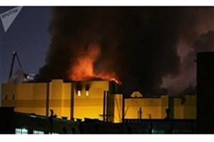 آخرین اخبار از آتش سوزی تاسیسات نفت و گاز گچساران