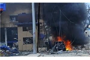 وقوع انفجار در مقابل پارلمان سومالی