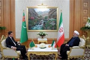 تهران و عشقآباد ۱۳ سند و یادداشت تفاهم همکاری امضا کردند