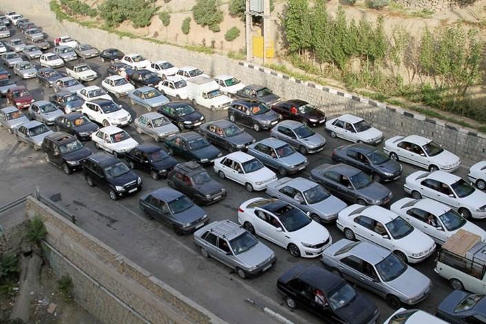 وضعیت جاده های کشور