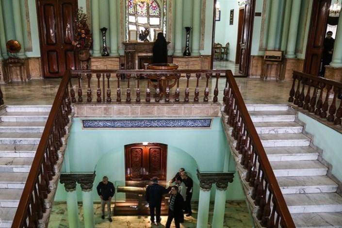 خانه تاریخی تیمور تاش
