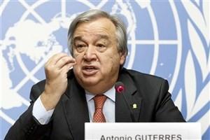 اظهار نگرانی دبیرکل سازمان ملل از تنش در روابط شرق و غرب