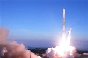 """""""فالکون ۹"""" بار دیگر ۱۰ ماهواره """"ایریدیوم"""" را به فضا برد"""