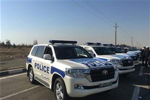 همهچیز درباره لندکروزهای جدید پلیس