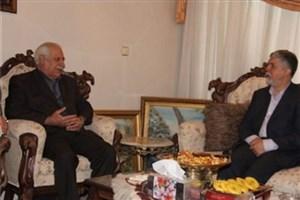 وزیر فرهنگ و ارشاد اسلامی به دیدار اصحاب فرهنگ و هنر رفت