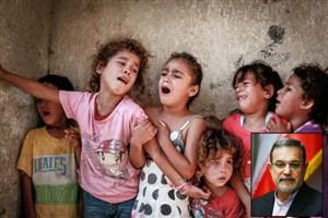 چند کودک دیگر باید قربانی سیاستمداران جنگ افروز شوند؟