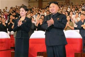 حضور رهبر کره شمالی در کنسرت ستارگان پاپ کره جنوبی
