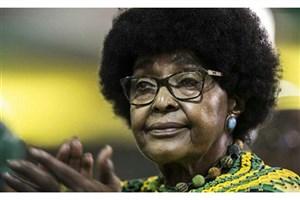 درگذشت همسر نلسون ماندلا در 81 سالگی