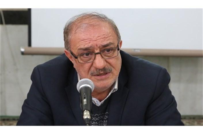 علی مراد اکبری معاون جهادکشاورزی