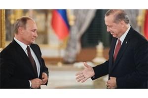 کلنگ زنی نیروگاه اتمی ترکیه در حضور اردوغان و پوتین