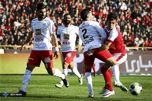 پرسپولیس بازی برده را به ذوب باخت/ اولین پیروزی قلعهنویی مقابل برانکو