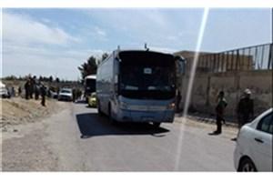 خروج بیش از 1100 تروریست از غوطه شرقی دمشق