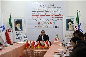 رقابت 478 تیم رباتیک در سیزدهمین دوره مسابقات ربوکاپ آزاد ایران / حضور 38 تیم از 11 کشور خارجی