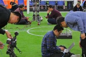 اعلام نتایج روز نخست مسابقات بینالمللی ربوکاپ آزاد ایران 2018