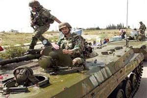 پیشروی های ارتش سوریه در غوطه شرقی