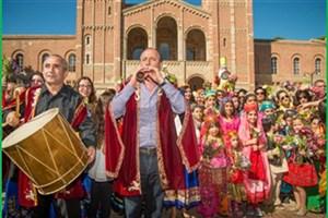 برگزاری جشن نوروز در کشورهای حاشیه جاده ابریشم