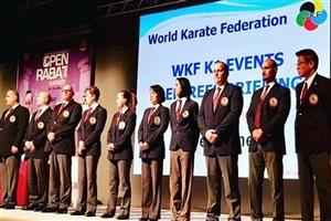 قضاوت سلیمی در مسابقات کاراته المپیک جوانان ۲۰۱۸