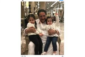 انتشار تصاویر جدید از ولیعهد سابق سعودی