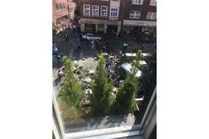 ورود یک خودرو به میان جمعیت در آلمان/ 3 کشته تا این لحظه