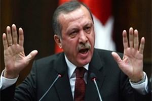 انتقاد اردوغان از فرانسه به دلیل حمایت از نیروهای دموکراتیک سوریه