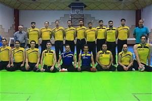 ۱۴ بازیکن به اردوی تیم ملی والیبال نشسته دعوت شدند