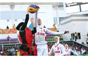 تیم بسکتبال بانوان نفت آبادان از سفر به اردن بازماند