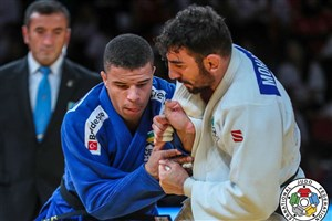 Bojnord IAU Student Wins Bronze at Antalya Grand Prix 2018