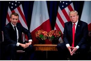 ماکرون، تعهد اروپا به توافقات جانبی بر برجام را برای ترامپ تشریح میکند