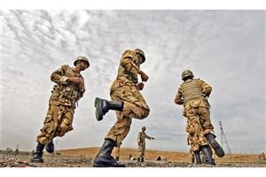 دوره آموزش سربازی یک ماهه شد