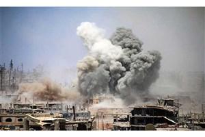 آمریکا و متحدانش به سوریه حمله می کنند