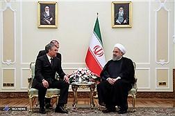 دیدار رییس دومای دولتی فدراسیون روسیه با دکتر روحانی