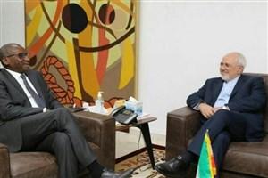 وزرای خارجه سنگال و ایران با یکدیگر دیدار کردند