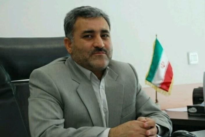 خسرو شهبازی رئیس سازمان جهادکشاورزی استان کرمانشاه