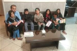 جزییات پیدا شدن  ۶ کودک مفقود شده گرمساری + عکس