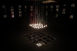 نمایشگاه عکس مفهومی «روایت شیدایی» افتتاح شد