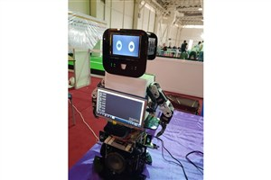 Isfahan IAU Researchers Create Interactive Robot for Teaching English Language