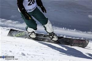برگزاری روز نخست لیگ اسنوبرد در توچال