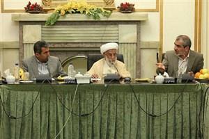 اعضای کمیسیون اقتصادی مجلس با آیت الله جنتی دیدار کردند