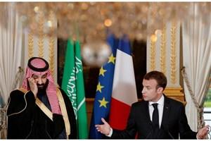 مکرون: قصد حمله به متحدین سوریه را نداریم