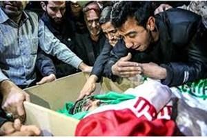 شهادت سید عمار موسوی دانشجوی بسیجی دانشگاه آزاد اسلامی واحد سوسنگرد