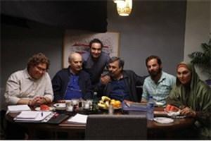 بازدید مسعود صباح از پشت صحنه سریال خانواده دکتر ماهان