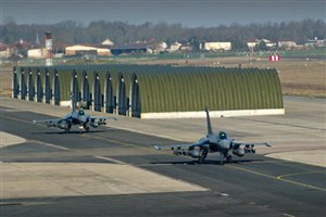 نیروی هوایی فرانسه در آماده باش کامل