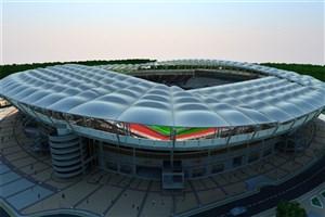 """ورزشگاه تازه تاسیس """"فولاد آره نا"""" در اهواز"""