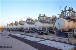 افزایش ۹,۳ درصدی تولید پالایشگاههای گاز کشور در سال ۹۶