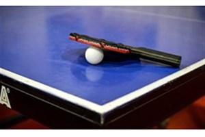 پیروزی تیم دانشگاه آزاد اسلامی در مرحله نخست تنیس روی میز