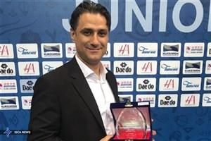 عبداللهی بهترین مربی و لطفی فنیترین بازیکن جهان شد