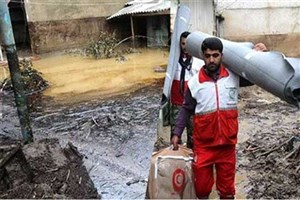 ادامه امدادرسانی به ۳ استان متاثر از سیل و آبگرفتگی